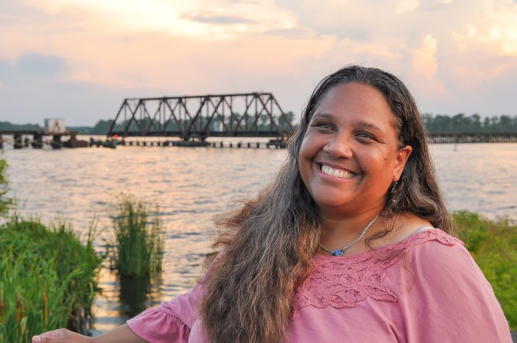 Amber Flora Thomas is Featured Poet for Nexus Poets in New Bern, NC on October 2, 2018