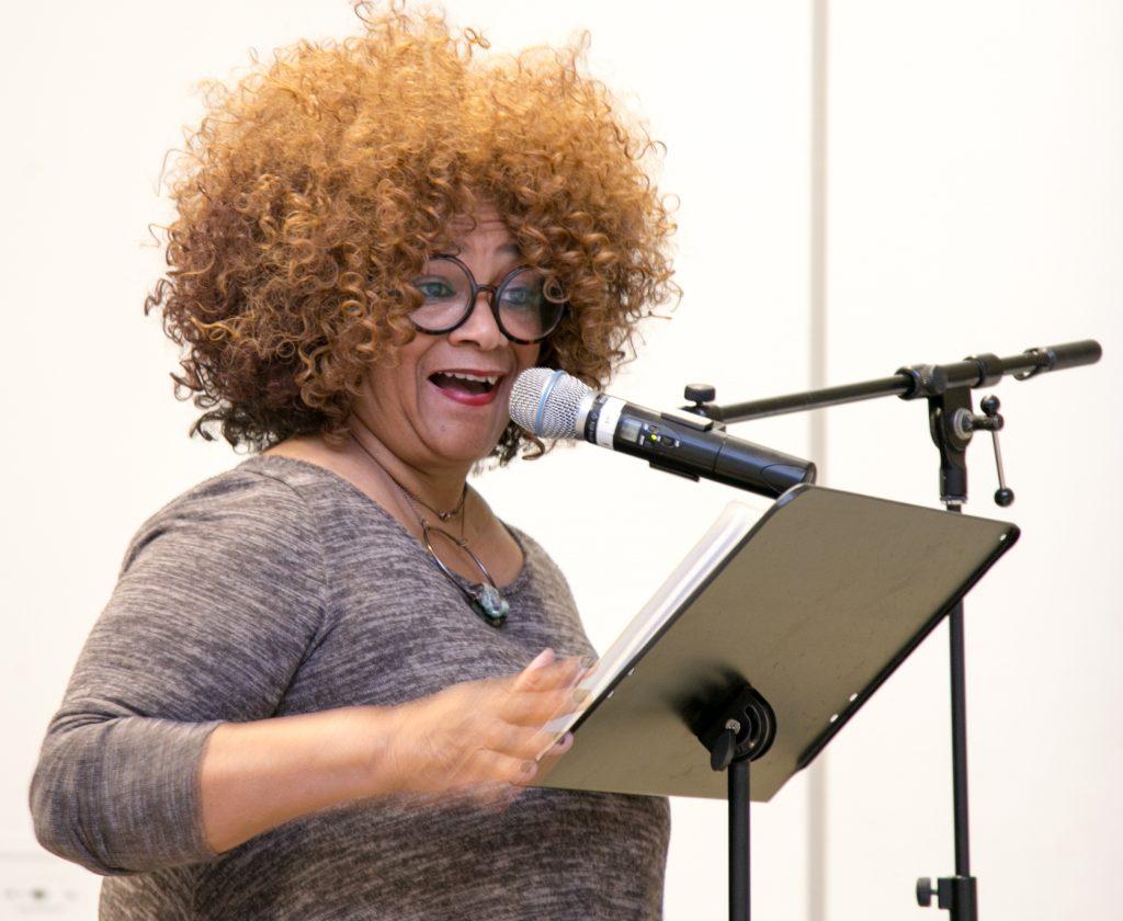 Jaki Shelton Green as Featured Poet